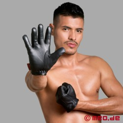 "Gloves Dr. Sado ""Leather Daddy"""