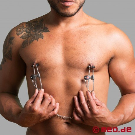 Hardcore Tit Locks - Nipple Clamps