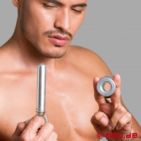 Butt plug ANUS 24/7 per inserimento forzato BDSM