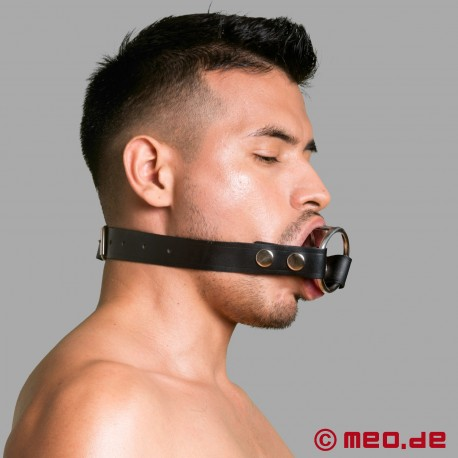 Mundknebel Deep Throat Ringknebel