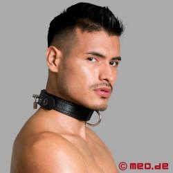 Sklaven Halsband aus Leder - San Francisco Serie