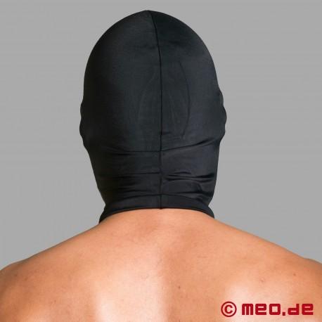 Maschera in spandex con occhi e bocca