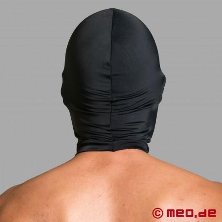 Spandex BDSM Maske mit Mund