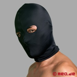 Masque BDSM en spandex avec yeux