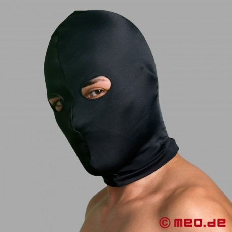 Spandex mask with eyes