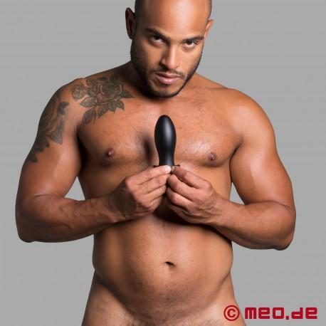 Dilatatore anale Big Boy Butt Plug - nero