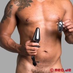 Elektrosex Buttplug mit Fernbedienung