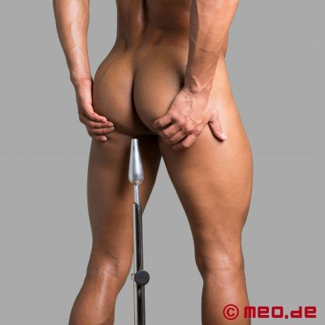 FUCKTORY – Anal Bondage – Pillory with Dildo Rod
