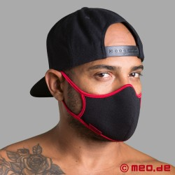 Masque design à taille réglable avec filtre échangeable