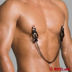 Black Clover Clamps Nipple Clamps