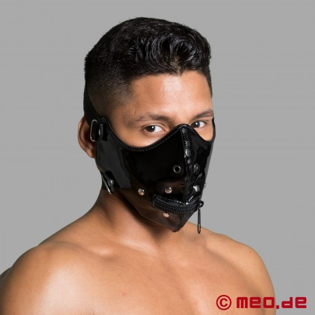 Zipper Mouth Muzzle DEVOT