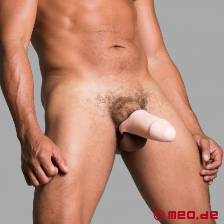 XL Wide Penis Enhancer Sheath