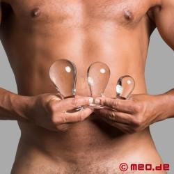 BUTT SLUT - Set complet pour dilatation anale