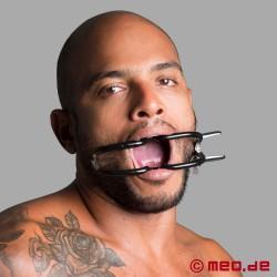 DeLuxe Maulsperre mit Zahnschutz