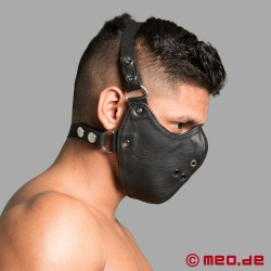 Maulkorb aus Leder Mouth Restrictor