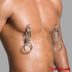 Clip per capezzoli con anello – Clover Clamps