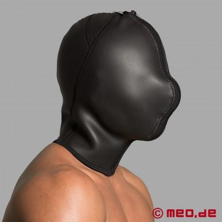 """Masque de privation en néoprène """"CONFINEMENT"""""""
