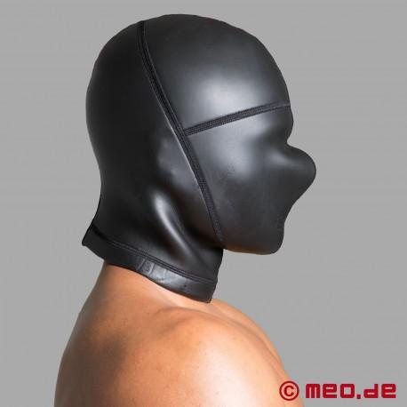 Neoprene Bondage Hood