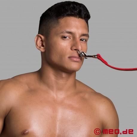 BDSM Nose Lock - Nose Shackle