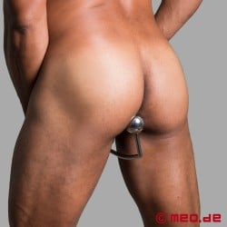 Ass-Buster : sceptre princier avec ass-lock