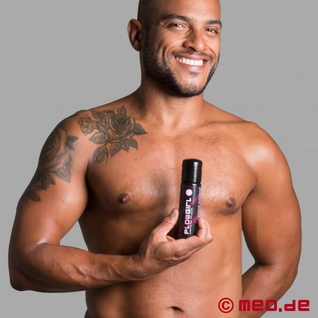PLOWGIRL H2O Sensitive Touch – Gel lubrifiant à l'aloe vera et au panthénol