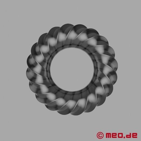 Anello per il pene in TPE - spirale 3D