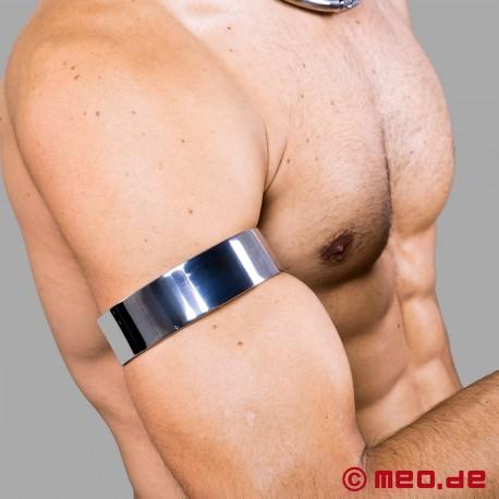 Oberarmband aus Edelstahl