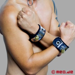 Made to play hard: Wrist Restraints