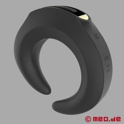 Penis ring with vibration
