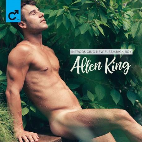 Fleshjack Boys Allen King Butt Masturbatore