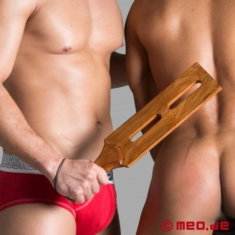Paddle BDSM in legno - Fustigazione