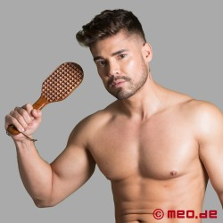 BDSM Paddle aus Holz - Tenderizer