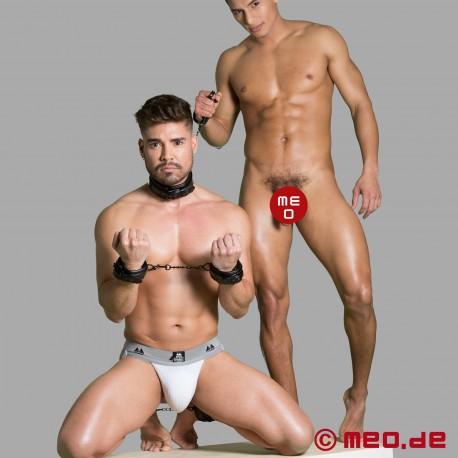 Master & Slave - Set di restrizioni bondage
