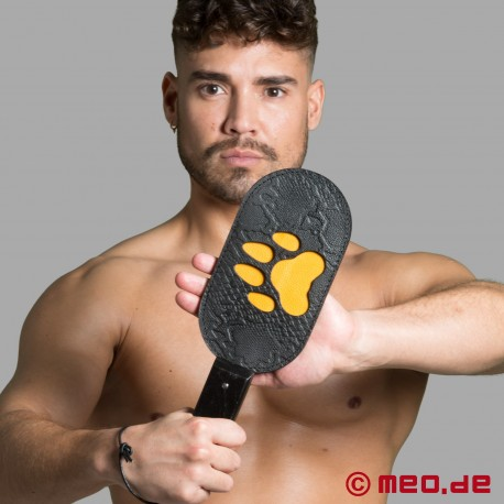 Bad Puppy ® Paw Paddle for spanking