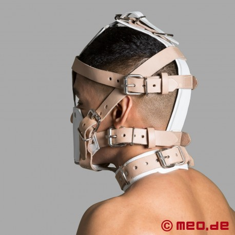 Dr. Sado Kopfharness – Krankenhausfesseln