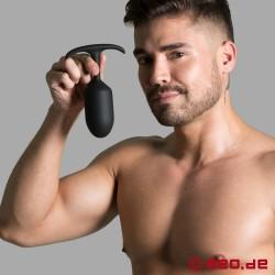 Plug anal à masse BOOTY BUDDY 24/7