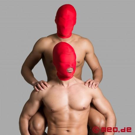 Cagoule BDSM en spandex – occultant