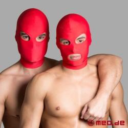 BDSM Maske aus Spandex – Augenöffnungen