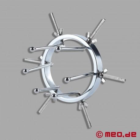 Speculum ad anello per dilatazione anale - IL BUCO 2.0