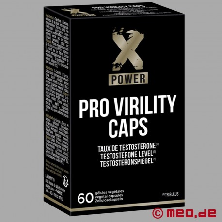 Pro Virility Caps - Integratori per erezione