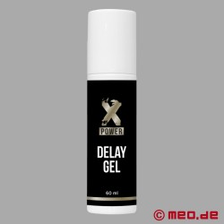 Delay Gel - Verzögerungscreme für Männer
