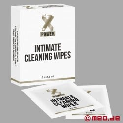 Salviette intime - Intimate Cleaning Wipes