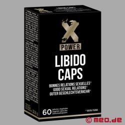 Libido Caps - Stimulant sexuel pour femme