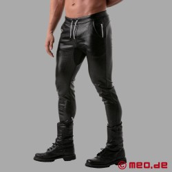 New Pilot Leather Pants by TOF Paris