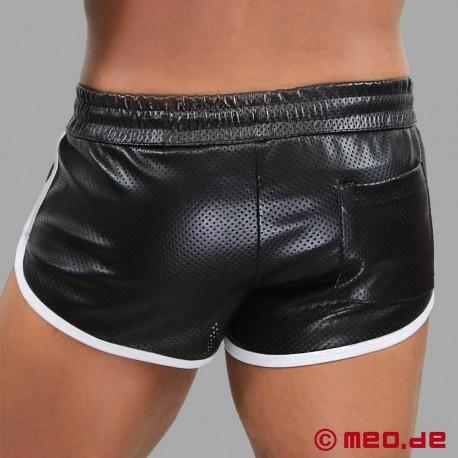 Pantaloncini di pelle - TOF Paris
