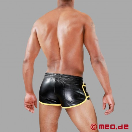 Cruise DeLuxe Shorts nero/giallo TOF Paris
