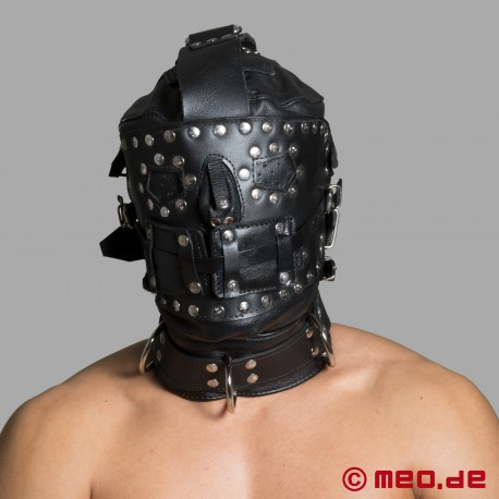 Sensory Deprivation - SciFi Bondage Hood