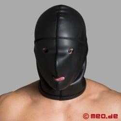 Neoprene Panel Hood with Eye and Mouth Openings