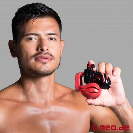 Balls In - NoPacha ® Chastity belt for penis and testicles