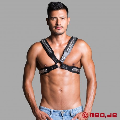 Leather Fetish Harness